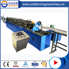 Main Runner Tee Bar Cold Roll Forming Machine