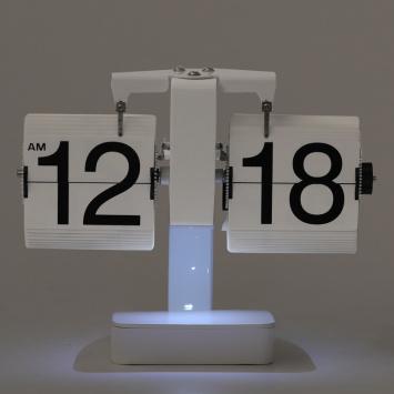 Table Lamp Flp Clock with Night Light
