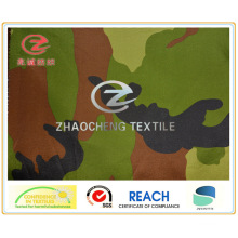 200d Semi-Dull Oxford Desert Camouflage Printing Fabric (ZCBP095)