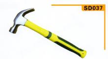 Plastico コーティング ハンドルを持つ中国の爪ハンマー