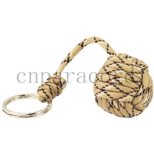 Desert camo paracord monkey fists on sale best self defense in survival