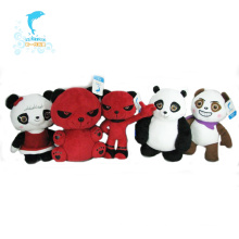 Animado venda quente popular brinquedo de pelúcia Panda