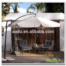 Audu Folding Umbrella Garden / Creme Folding Waterproof Umbrella Garden Use