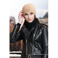 Multifunktionale benutzerdefinierte Baumwolle Strickmütze für Großverkauf