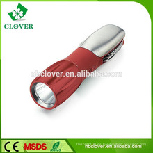 Necesario nuevo Multi-herramienta 1W LED de alta potencia estilo súper brillante linterna led