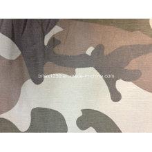 100% Baumwolle Twill Camouflage Stoff für Bekleidung