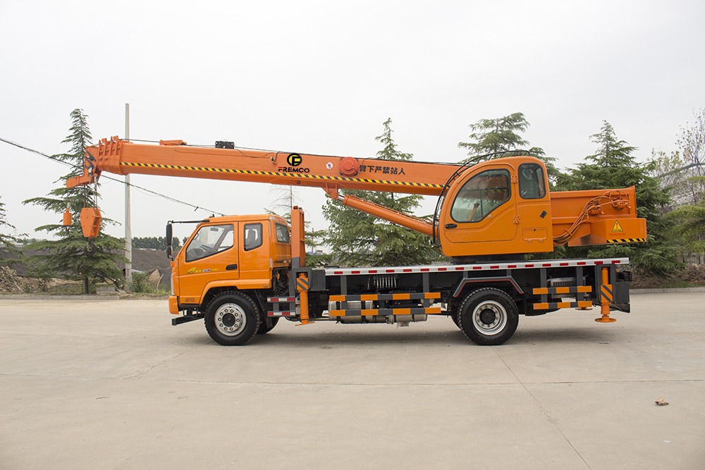 catalogue truck crane