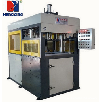 Thickness ABS vacuum forming machine for packing items