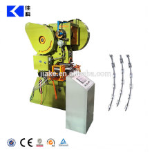 Factory best price concertina razor barbed wire making machine