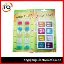 trade assurance supplier 32V 5A~40A Medium Standard Car Fuses