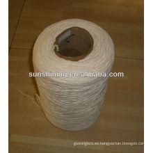 Hilado de alfombra de nylon 66 BCF 1330Dtex / 64F