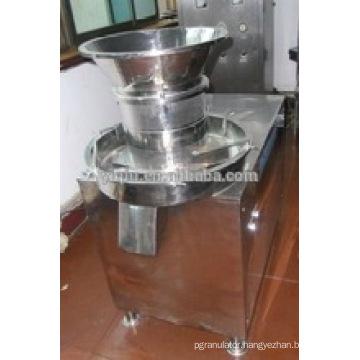 Rotary extrusion granulator