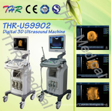 All-Digital Ultrasound Diagnosing Equipment with Trolley