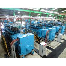 Gerador de usina de 10mW com CSR