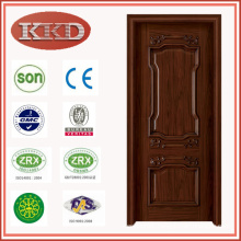 Solid Wooden Door MD-517T with Frame