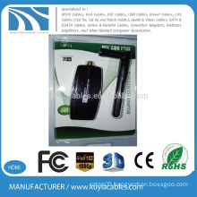 300Mbps 802.11n b/g USB Mini Wi-Fi Wireless Adapter Network LAN Card 5dbi