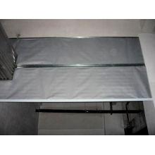 Cortina de prevenção à prova de fogo / cortina de fumo