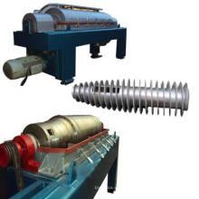 Промышленная грануляторная центрифуга