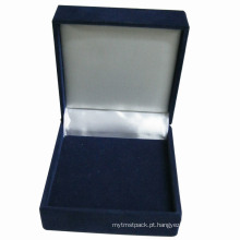 Alta qualidade de luxo personalizado caixa de jóias