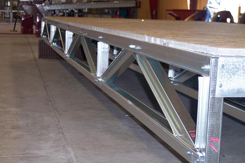 Steel Truss Roof