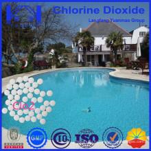 Плавательные бассейны Дезинфицирующие таблетки с диоксидом хлора
