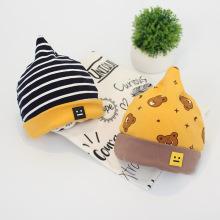 Pure cotton baby fetal cap in autumn winter