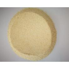Classifique um pó de alho