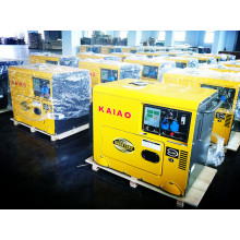 Home Use Generator with Digital Panel 5000W Silent Type