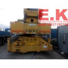 80ton Usado Grove Guindaste Hidráulico (TMS800B)