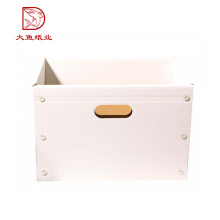 Factory manufacture newest decorative display personalized book box
