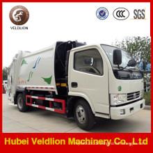 Dongfeng 4X2 Light Müllwagen, Compression Müllwagen