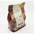 Laminated Flat Bottom Pouch For Chocolate Packaging