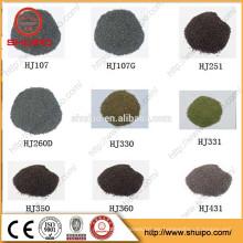 Polvo de soldadura fusionado ampliamente utilizado de alta calidad confiable HJ431 con precio competitivo