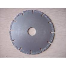 Hoja de sierra de diamante soldada al vacío CH0110