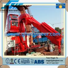 Le fabricant de Shangaï, treuil à hisser, bateau marin, grue à terre