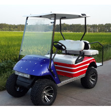 used electric golf carts for sale with cheap prices