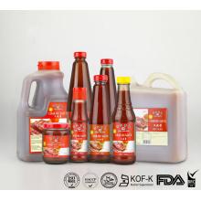150ml 5oz Sauce Spice Vinegar Glass Jar, BBQ Glass Bottle