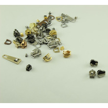 Gold Plating Zinc Alloy U-shape Top Stop