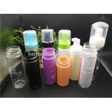 Bouteille en plastique PET en plastique transparent