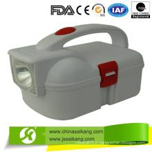 Fournisseur de Kit d'aide de Portabe de fournisseur de la Chine avec la lampe