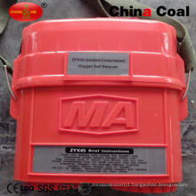 Zyx45 Self Contained Compressed Oxygen Self Rescuer