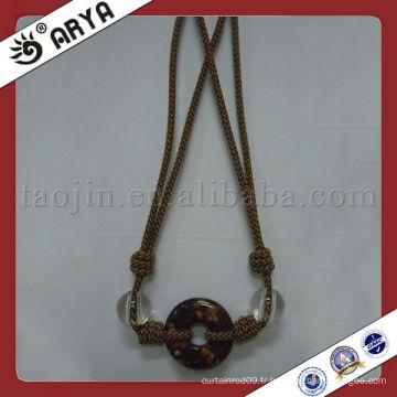 Comme collier rideau tieback tassel décorations textiles à la maison