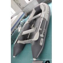 Bateau de pêche gonflable eau de haute qualité pour les sports nautiques