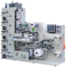 Machine d'impression Flexo avec moniteur vidéo (ZB-320 480E-5C)
