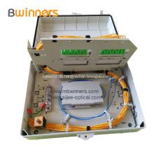 32 Glasfaser-Splitter-Abschlussbox