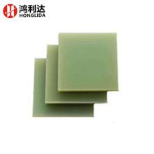 Transparent Green Color fiber glass board