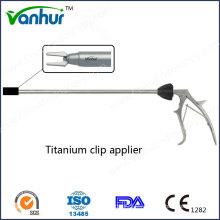 Surgicl Instruments Aplicador de Clip de Titanio