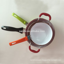 Ceramic Aluminium cookware set