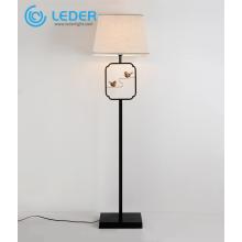 LEDER Classic Деревянная лампа для чтения
