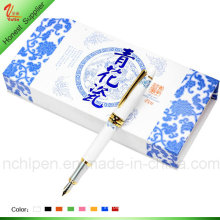 Luxury Elegant Ceramic Gift Pen Set for Souvenir